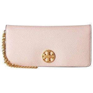 Tory Burch $198 Chelsea Wristlet Pouch Wallet Pink